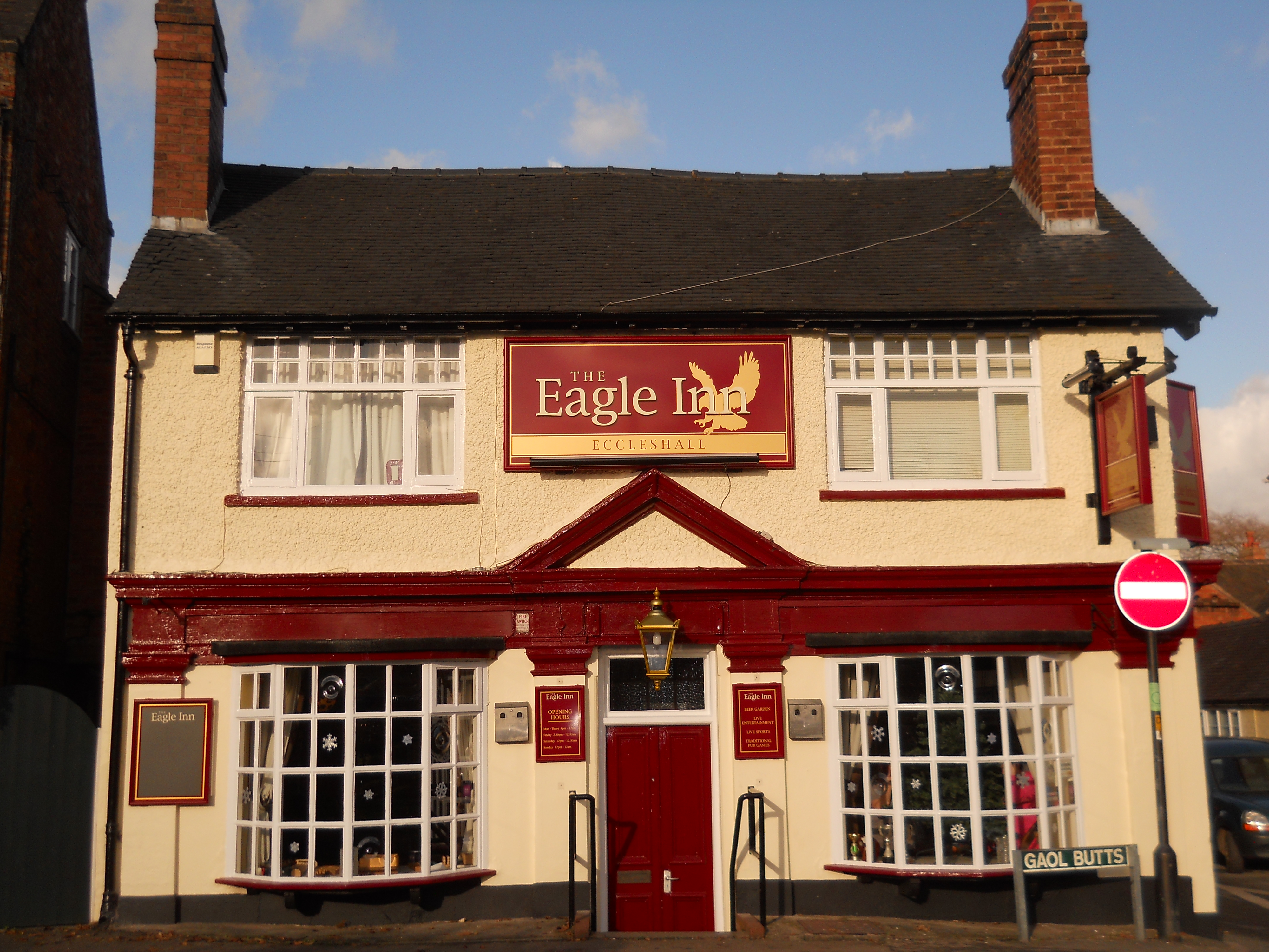 The Eagles Inn